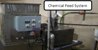 chemical feed system